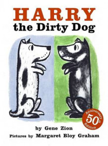 Harry the Dirty Dog HB av Gene Zion (Innbundet)