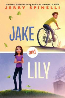 Jake and Lily av Jerry Spinelli (Innbundet)
