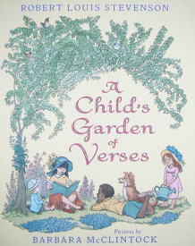 A Child's Garden of Verses av Robert Louis Stevenson (Innbundet)
