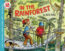 In the Rainforest av Kate Duke (Innbundet)