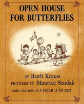 Open House For Butterflies av Ruth Krauss og Maurice Sendak (Innbundet)