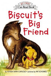 Icr Biscuit's Big Friend Board av Alyssa Satin Capucilli (Bok uspesifisert)
