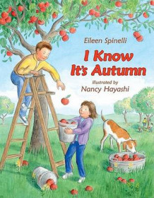 I Know it's Autumn av Eileen Spinelli (Innbundet)