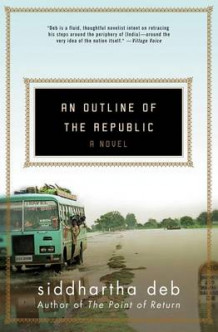 An Outline of the Republic av Siddhartha Deb (Heftet)