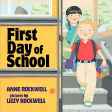 First Day of School av Anne Rockwell (Heftet)