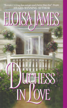 Duchess in Love av Eloisa James (Heftet)