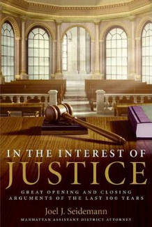 In The Interest Of Justice av Joel Seidemann (Heftet)
