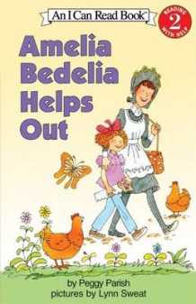 Amelia Bedelia Helps Out av Peggy Parish (Innbundet)