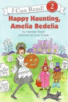 I Can Read Happy Haunting Amel av Herman Parish (Heftet)