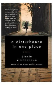 A Disturbance in One Place av Binnie Kirshenbaum (Heftet)