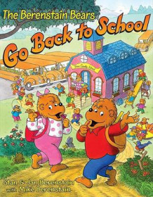 Berenstain Bears Go Back to SC av S & J Berenstain (Heftet)