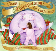I Want a Hippopotamus for Christmas av John Rox (Innbundet)
