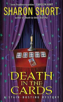 Death In The Cards av Sharon Short (Heftet)