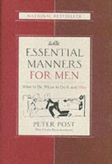 Essential Manners for Men av Peter Post (Innbundet)