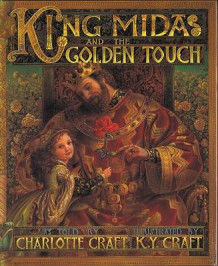 King Midas and the Golden Touch av Charlotte Craft (Heftet)