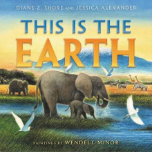 This Is the Earth av Diane Z Shore og Jessica Alexander (Innbundet)