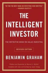 Omslag - Intelligent Investor, The. Definitive Book on Valu