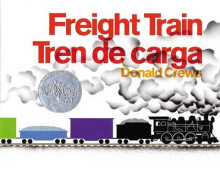 Freight Train/Tren de Carga av Donald Crews (Innbundet)