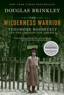The Wilderness Warrior av Douglas Brinkley (Heftet)