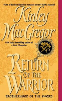 Return of the Warrior av Kinley MacGregor (Heftet)