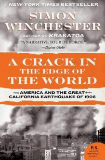 A Crack in the Edge of the World av Author and Historian Simon Winchester (Heftet)