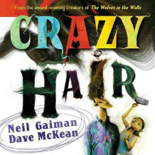 Crazy Hair av Neil Gaiman (Innbundet)