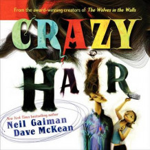 Crazy Hair av Neil Gaiman (Heftet)