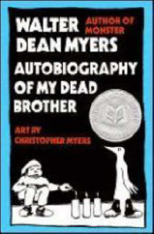 Autobiography of My Dead Brother av Walter Dean Myers (Heftet)