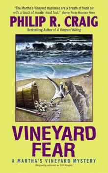 Vineyard Fear av Philip R Craig (Heftet)