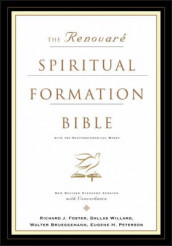 The Renovare Spiritual Formation Bible with the Deuterocanonical Books av Walter Brueggemann, Bruce Demarest, Richard J Foster, Evan Howard, James Earl Massey, Eugene H Peterson, Renovare, Partner Catherine Taylor og Dallas Willard (Innbundet)