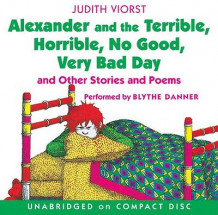 Alexander and the Terrible Day av Judith Viorst og A.A. Allessi (Innbundet)
