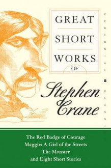 Great Short Works Of Stephen Crane av Stephen Crane (Heftet)