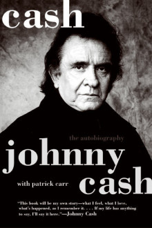 Cash av Johnny Cash og Patrick Carr (Heftet)