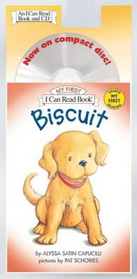Biscuit av Alyssa Satin Capucilli (CD-ROM)