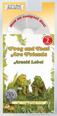 Frog and Toad are Friends Audi av Arnold Lobel (CD-ROM)