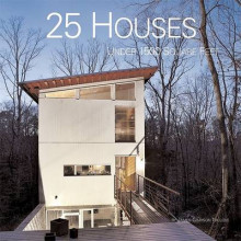 25 Houses Under 1500 Square Feet av James Grayson Trulove (Heftet)
