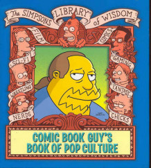 Comic Book Guys Book of Pop Culture av Matt Groening (Innbundet)