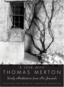 A Year With Thomas Merton av Thomas Merton (Innbundet)