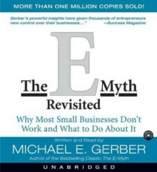 The e-Myth Revisited av Michael E. Gerber (Lydbok-CD)
