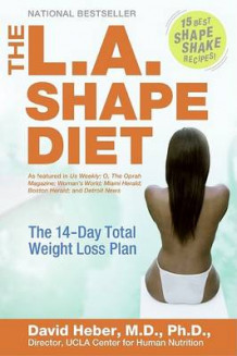 L.A. Shape Diet av David Heber (Heftet)