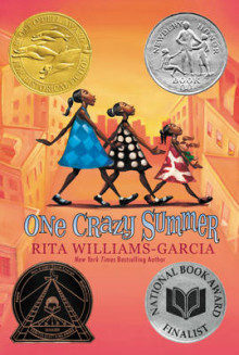 One Crazy Summer av Rita Williams-Garcia (Heftet)
