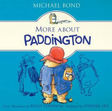 Omslag - More Paddington Stories