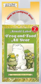 Omslag - Frog and Toad All Year Around