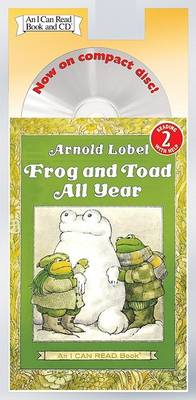 Frog and Toad All Year Around av Arnold Lobel (CD-ROM)
