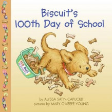 Biscuits 100th Day of School P av Alyssa Satin Capucilli (Heftet)