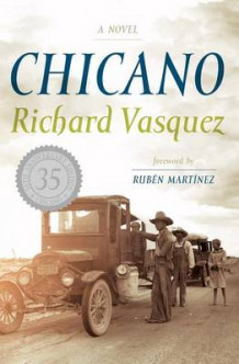 Chicano av Richard Vasquez (Heftet)