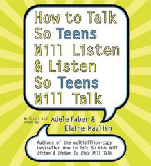 How to Talk So Teens Will Listen and Listen So Teens Will CD av Adele Faber (Lydbok-CD)