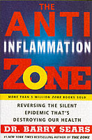 The Anti-inflammation Zone av Barry Sears (Heftet)