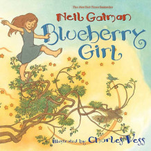Blueberry Girl av Neil Gaiman (Heftet)