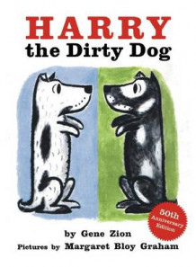 Harry the Dirty Dog av Gene Zion (Pappbok)